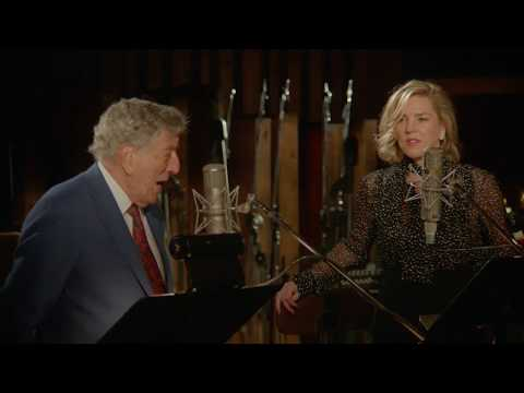 Tony Bennett & Diana Krall - Nice Work If You Can Get It (Clip)