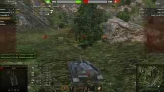 Су-101 чито-танк.ПТ или СТ?И как на ней играть?
