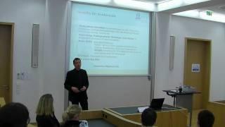 GFA-Präsentation Erstsemester - Teil 1