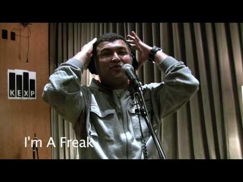 Lyrics Born - I'm A Freak