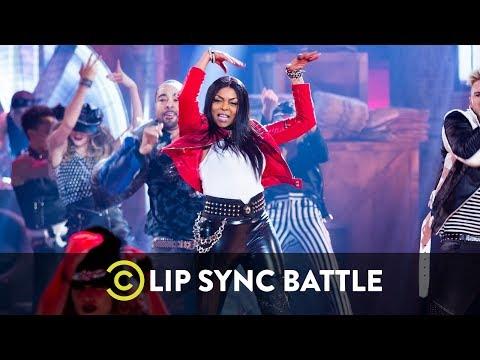 Lip Sync Battle - Taraji P. Henson