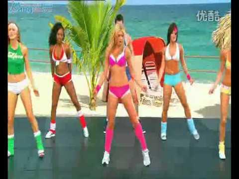 性感有氧操pump it up系列2 beach body