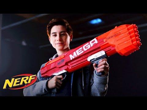 NERF Türkiye - 'Mega Twinshock' Reklam Filmi