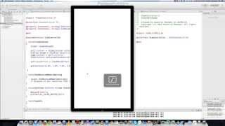 OpenGL ES/ Objective-C Game Tutorial part 2: Basic setup
