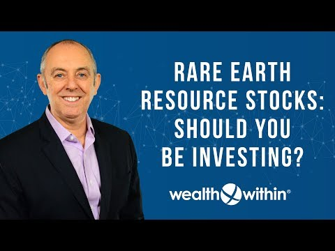 Should You Be Investing in Rare Earth Resource Stocks