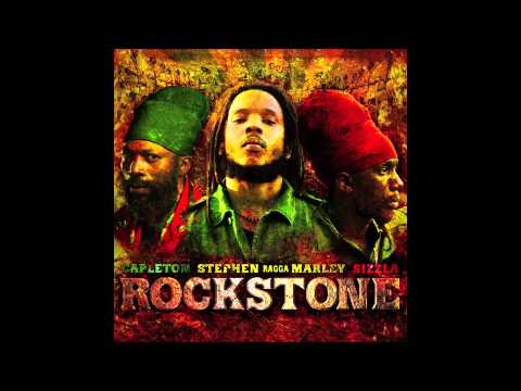 "Rock Stone - Stephen ""RAGGA"" Marley (ft. Capleton & Sizzla) (Official Audio)"