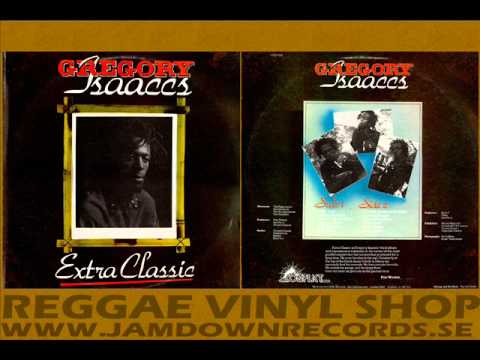 Gregory Isaacs - Extra Classic [ Side_B_Vinyl ].wmv