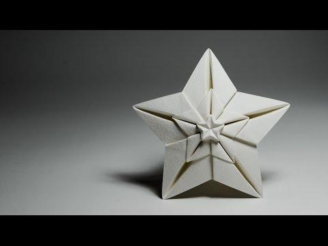 Origami Shining star-Hoàng Tiến Quyết