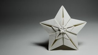 Origami Shining star - Ngôi sao (Hoang Tien Quyet)