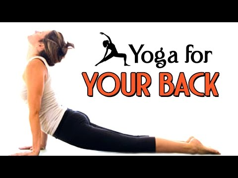Yoga For Your Back - 30 Mins Yoga For Beginners