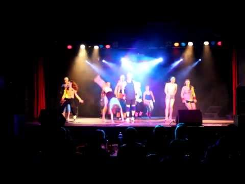 Fame - Liverpool Bodysoc Dance Society Annual Showcase 2013