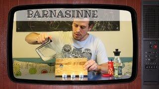 Kul experiment med bakpulver och vinäger - släck ljus med koldioxid  [Barnasinne #36]
