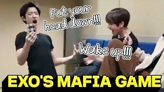 (ENG sub) [V LIVE] EXO - EXO's super fun mafia game