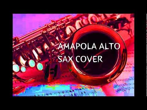 Amapola Alto Sax Cover by Gian Gramaglia-Mora (Papetti-Bellocco)-Amapola (Lacalle)