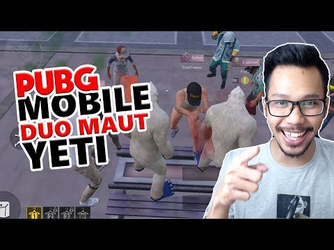 DUO YETI WITH EJ GAMING - PUBG MOBILE INDONESIA