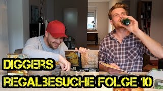 Regalbesuche - Digger bei Euch zu Gast - Folge 10 – Christoph - Brettspiele - Boardgame Digger