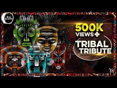 Tribal Tribute (Beat Blasters): Percussion Music Online from India