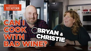 Ask the Test Kitchen with Bryan Roof and Christie Morrison