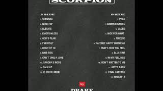 Drake Survival Official Audio Song | Scorpion | Drake New Album