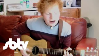 "Ed Sheeran | ""The A Team"" - (Acoustic) A64 [S1.EP2]: SBTV"