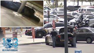Habrían varios muertos tras tiroteo en zona comercial de El Paso