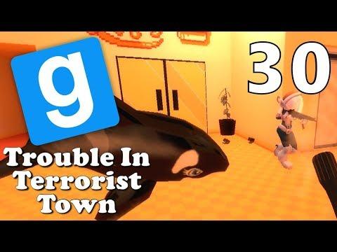 [30] Shamu The Traitor!!! (Gmod TTT Gameplay)