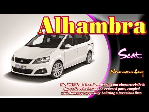 2019 Seat Alhambra | 2019 seat alhambra diesel | 2019 seat alhambra se lux | new cars buy