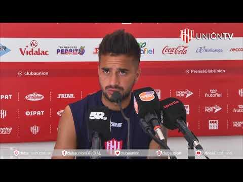 »Video: Rodrigo Gómez previo a Racing