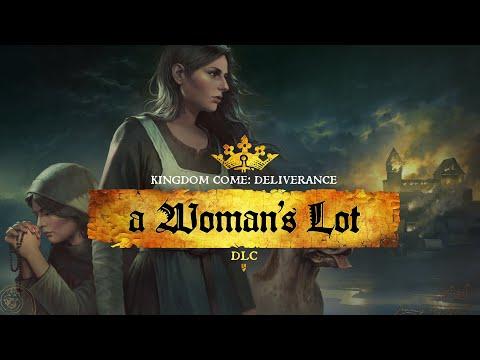 KCD: A Woman's Lot DLC • История Терезы, часть 1