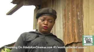 AJA 4 OYA GBERA, FUNKE AKINDELE THE POLICE OFFICER