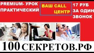 Call   центр за 1 день или как заработать 100 000 руб  на любой новой нише с первого дня