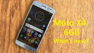 Moto X4 6GB: Unboxing and what's new
