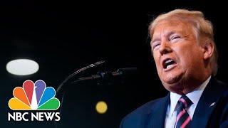 Donald Trump Speaks At Latino Coalition Legislative Summit | NBC News (Live Stream Recording)