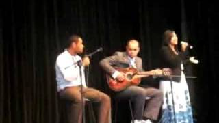 EFY Auckland Variety Show - Slow Motion By Mary, Tino and Manu.flv