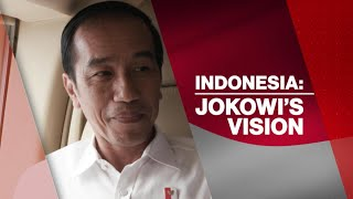Indonesia: Jokowi's Vision