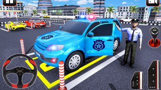 Police Parking Adventure - Car Games Rush 3d Best Android Gameplay Police Car Full Hd