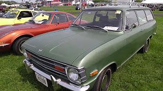 1971 Opel Kadett Wagon