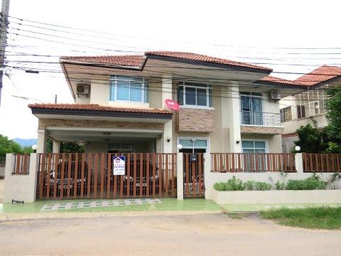 ขายบ้านเดี่ยว 2 ชั้น ริมคลอง ร.5 หาดใหญ่ รหัส : 66847