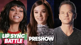 Preshow w/ Hailee Steinfeld & More! | Lip Sync Battle Live: A Michael Jackson Celebration