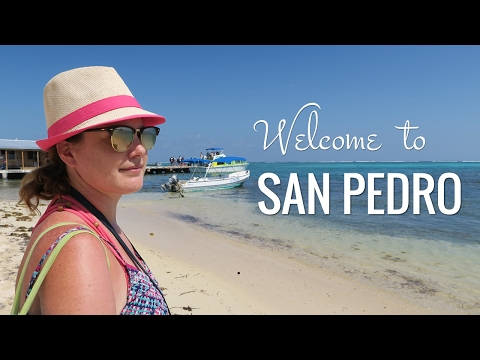 Our first time in BELIZE!!!!