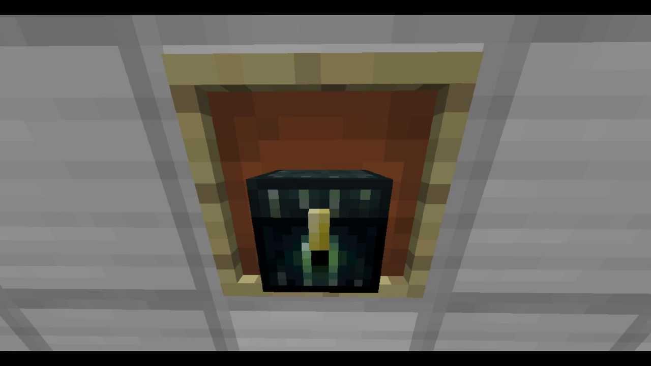 comment faire un coffre du n ant minecraft youtube. Black Bedroom Furniture Sets. Home Design Ideas
