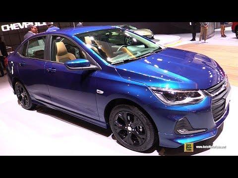 2020 Chevrolet Onix - Exterior Interior Walkaround - 2019 Dubai Motor Show
