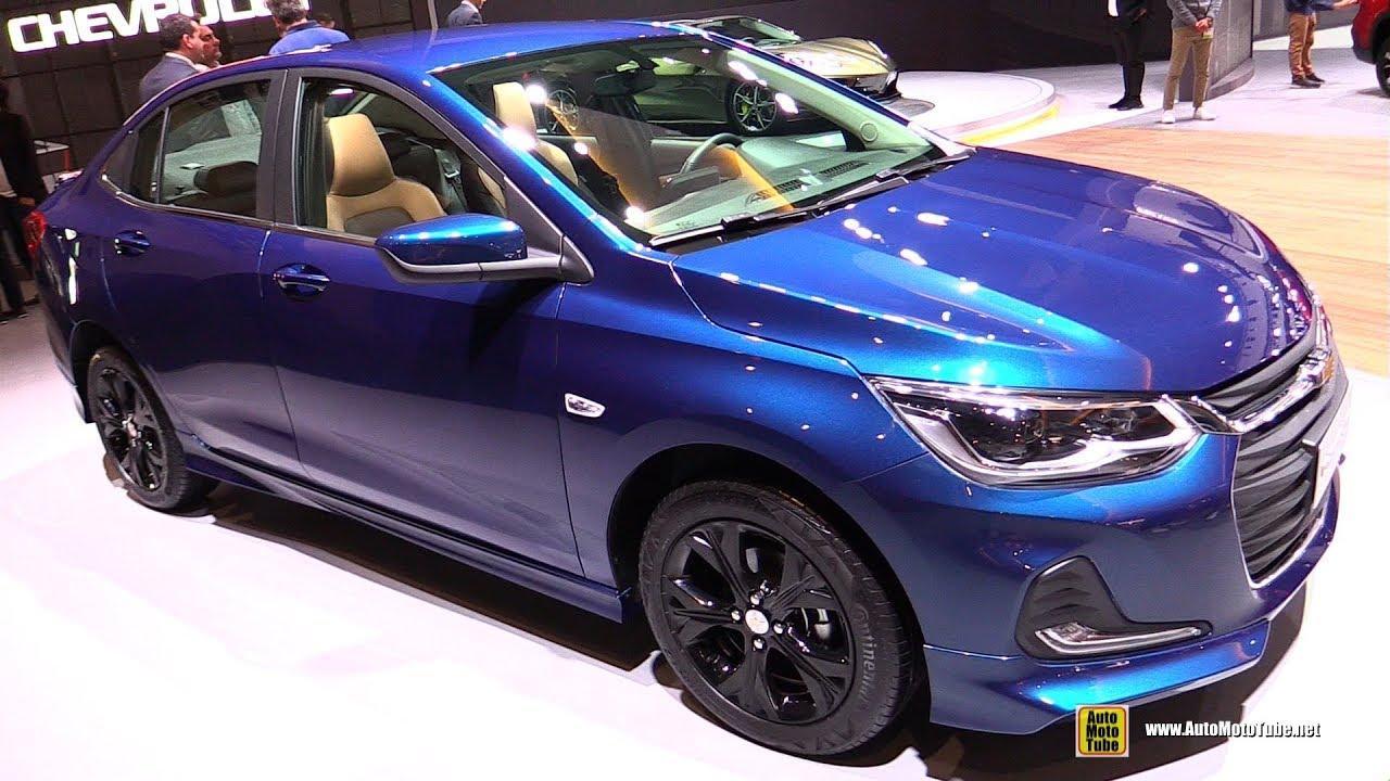 2020 Chevrolet Onix Exterior Interior Walkaround 2019 Dubai Motor Show Youtube