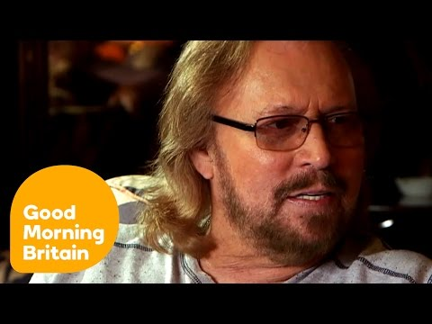 Barry Gibb Wants To Seize Life With His First Solo Album In 30 Years | Good Morning Britain