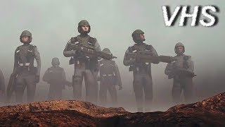 starship Troopers: Terran Command - Трейлер на русском - VHSник
