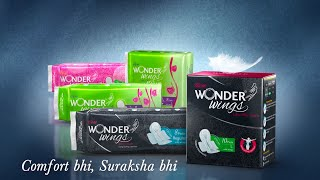 Wonder Wings, sets you free