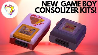NEW Consolizer Mod F๐r The Game Boy Color and DMG with HDMI-Out!   The GBHD Retro and Color!