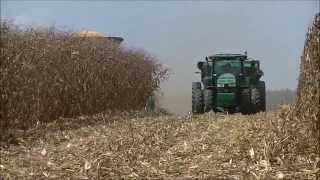 Glen Heard Farms 2015 Corn Harvest