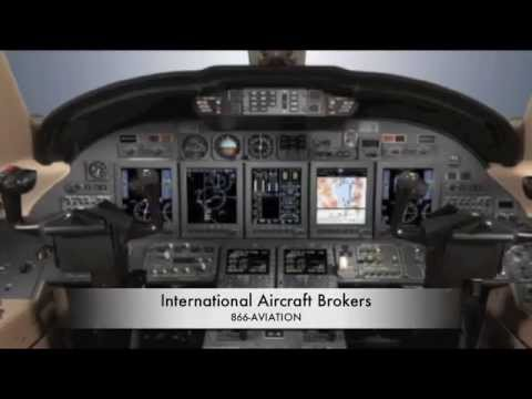 Citation X For Charter - International Aircraft Brokers