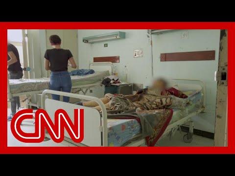 'The stench is unbearable': Inside horrific Venezuelan Covid-19 ward